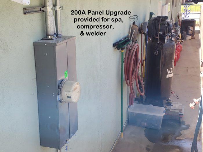 200A Panel Upgrade 198F