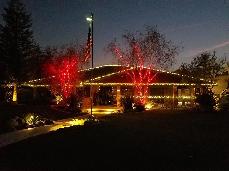 Christmas Lighting bakersfield